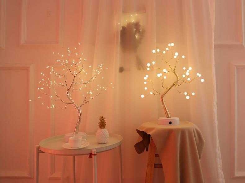 Magic Tree LED Night Light