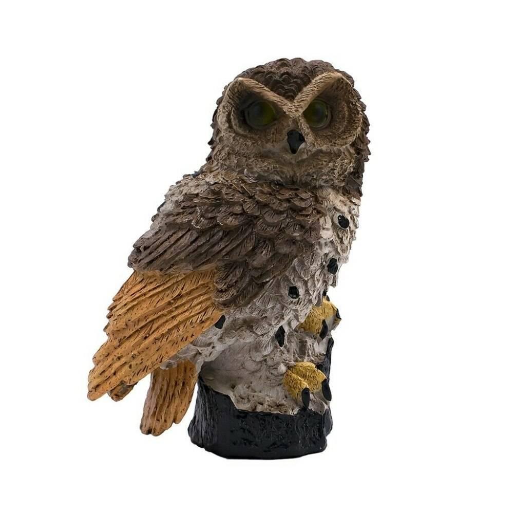 Owl Shaped Solar Garden Lamp