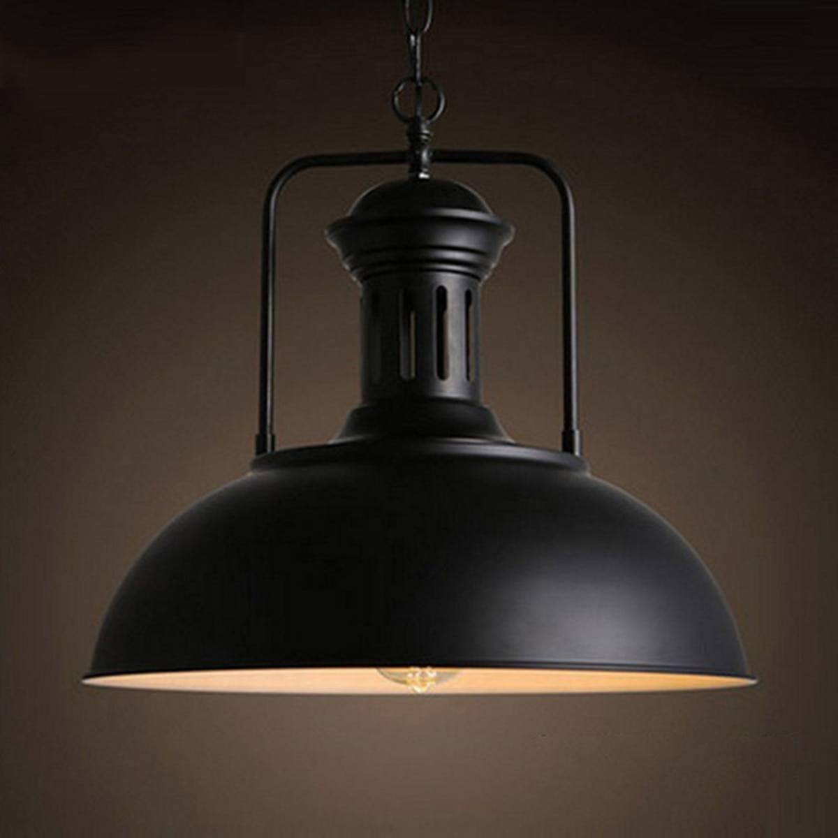 Black Rust Design Pendant Lighting Lighting Fixtures & Accessories e607d9e6b78b13fd6f4f82: Black|Rust