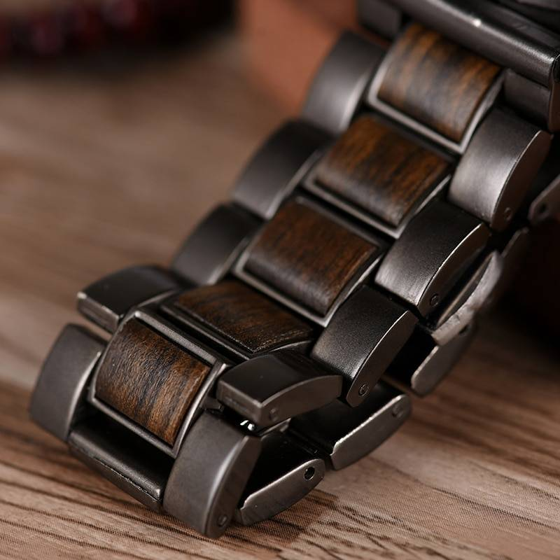 Men Wooden Stylish Quartz Watch Wooden Watches 1ef722433d607dd9d2b8b7: Ships from China Ships from USA
