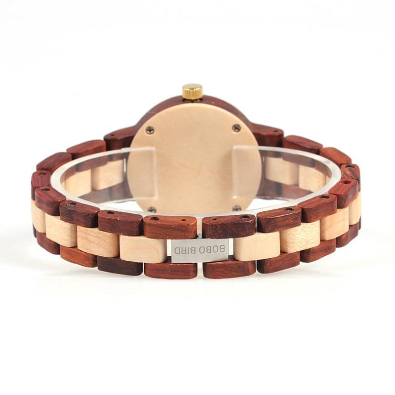 Wooden Women Wristwatch New Arrivals Wooden Watches cb5feb1b7314637725a2e7: Coffee Sweet|Quietly Elegant
