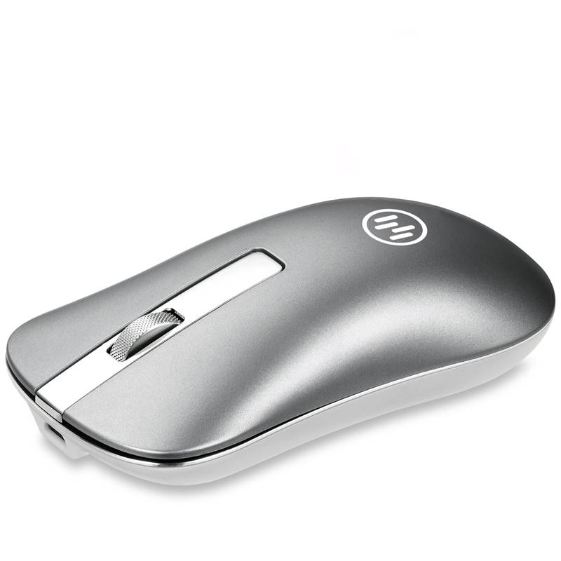Portable Rechargeable Bluetooth Mouse Wireless Gadgets cb5feb1b7314637725a2e7: 2.4G Wireless Black|2.4G Wireless Silver|Bluetooth Black|Bluetooth Blue|Bluetooth Silver