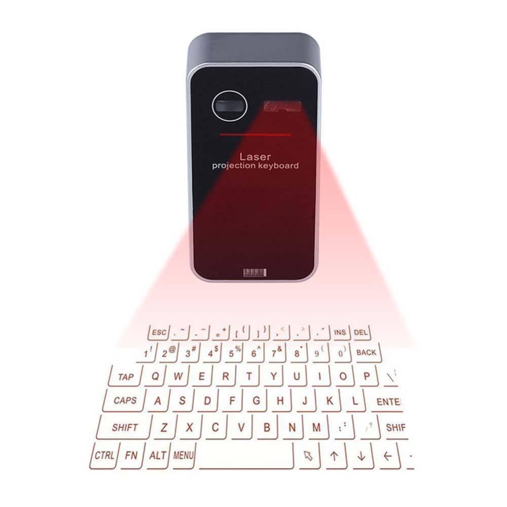Wireless Bluetooth Virtual Keyboard