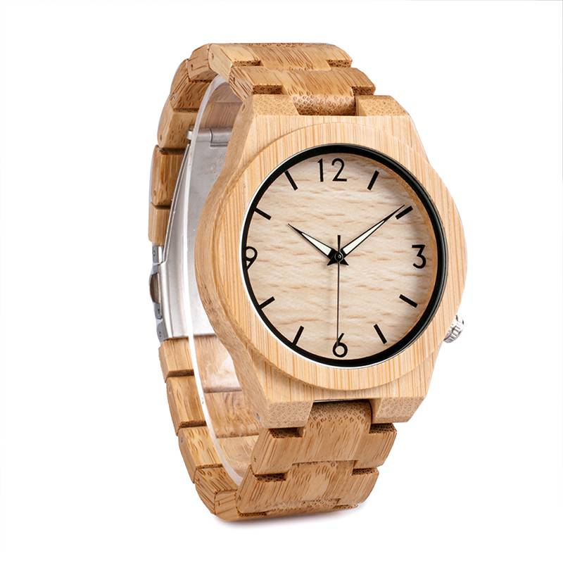 Men Wooden Bamboo Quartz Watch Wooden Watches 1ef722433d607dd9d2b8b7: Ships from China|Ships from USA