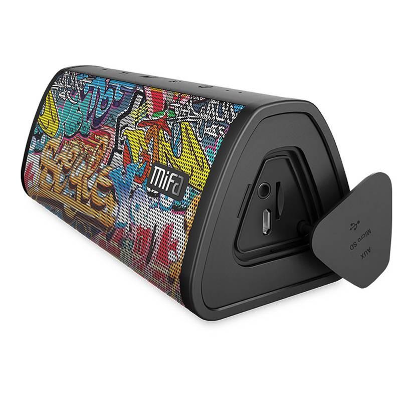 Graffiti Printed Wireless Bluetooth Speaker Best Sellers Wireless Gadgets cb5feb1b7314637725a2e7: Black|Black-Graffiti|Camouflage|Red|Red-Graffiti