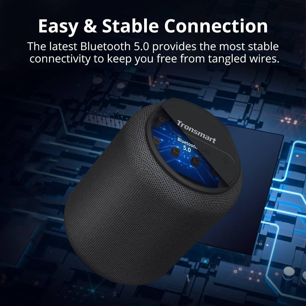 Mini Black / Red Bluetooth Wireless Speaker Wireless Gadgets cb5feb1b7314637725a2e7: Black Red