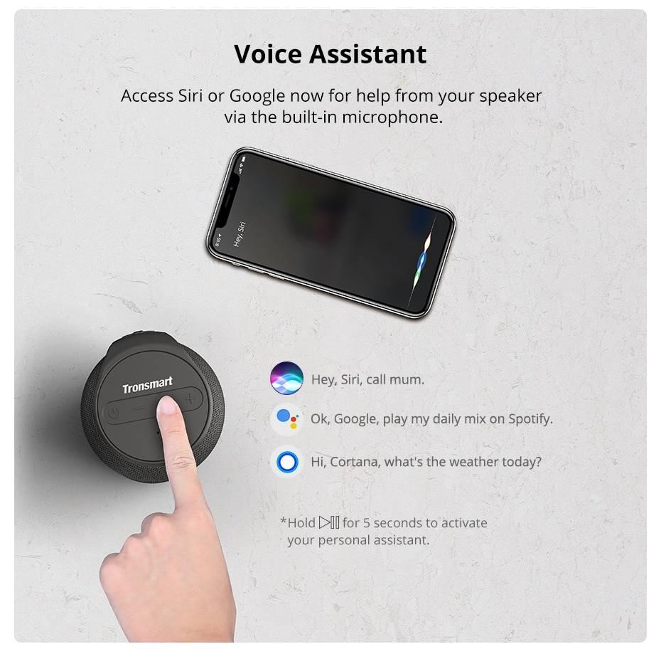 Mini Black / Red Bluetooth Wireless Speaker