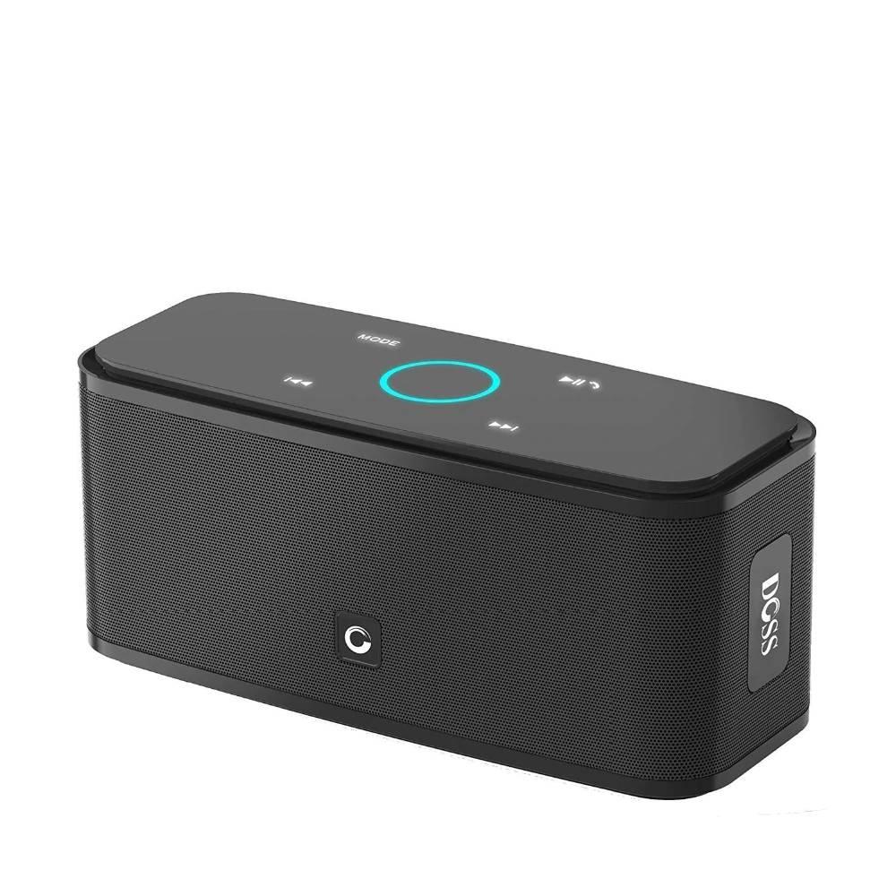 Wireless Touch Control Bluetooth Speaker Wireless Gadgets cb5feb1b7314637725a2e7: Black|Blue|Pink|Red|White