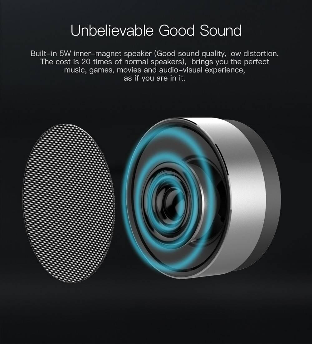 Mini Wireless Bluetooth Speaker