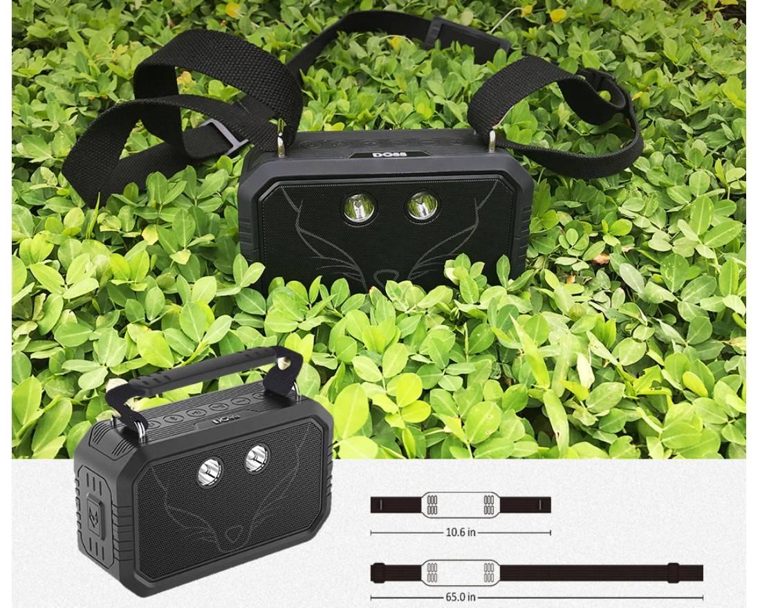 Wild Fox IPX6 Waterproof Wireless Speaker