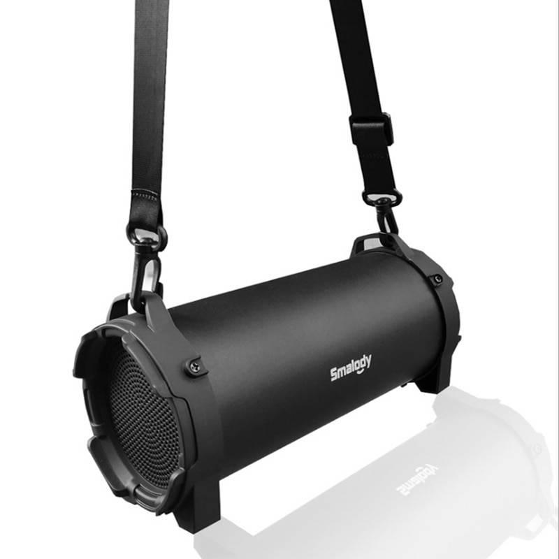 Drum Design Bluetooth Speaker with FM Radio