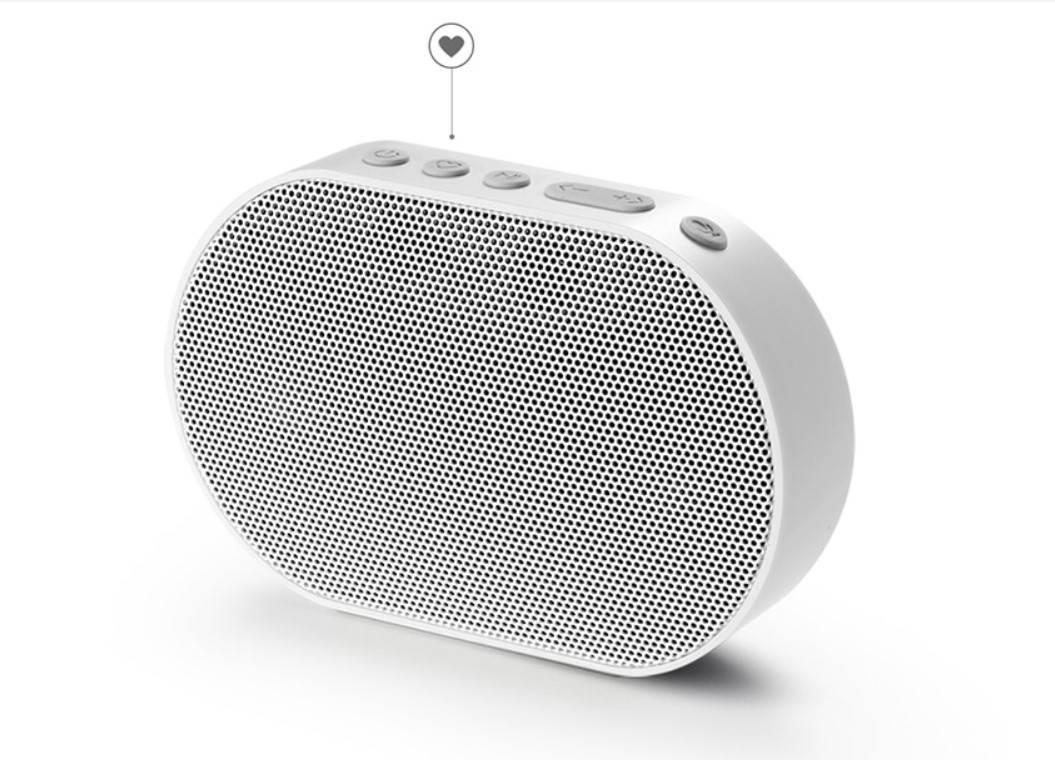 Smart Bluetooth Speaker for Amazon Alexa Wireless Gadgets cb5feb1b7314637725a2e7: Black Blue Pink White