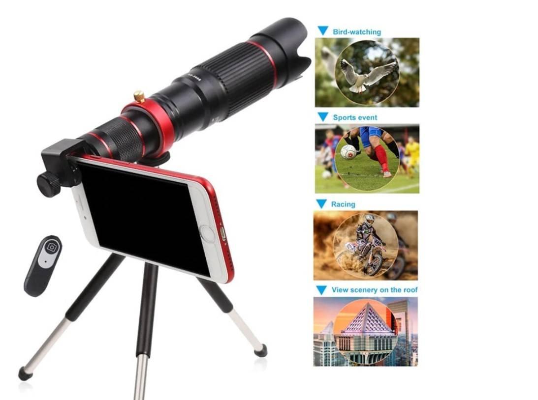 36X Zoom Phone Lens Phone Accessories cb5feb1b7314637725a2e7: 36X Telephoto Lens