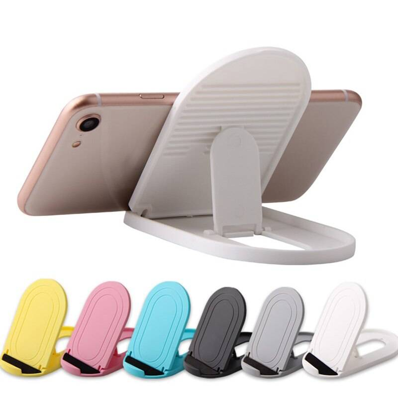 Colorful Universal Desktop Stand for Phone / Tablet
