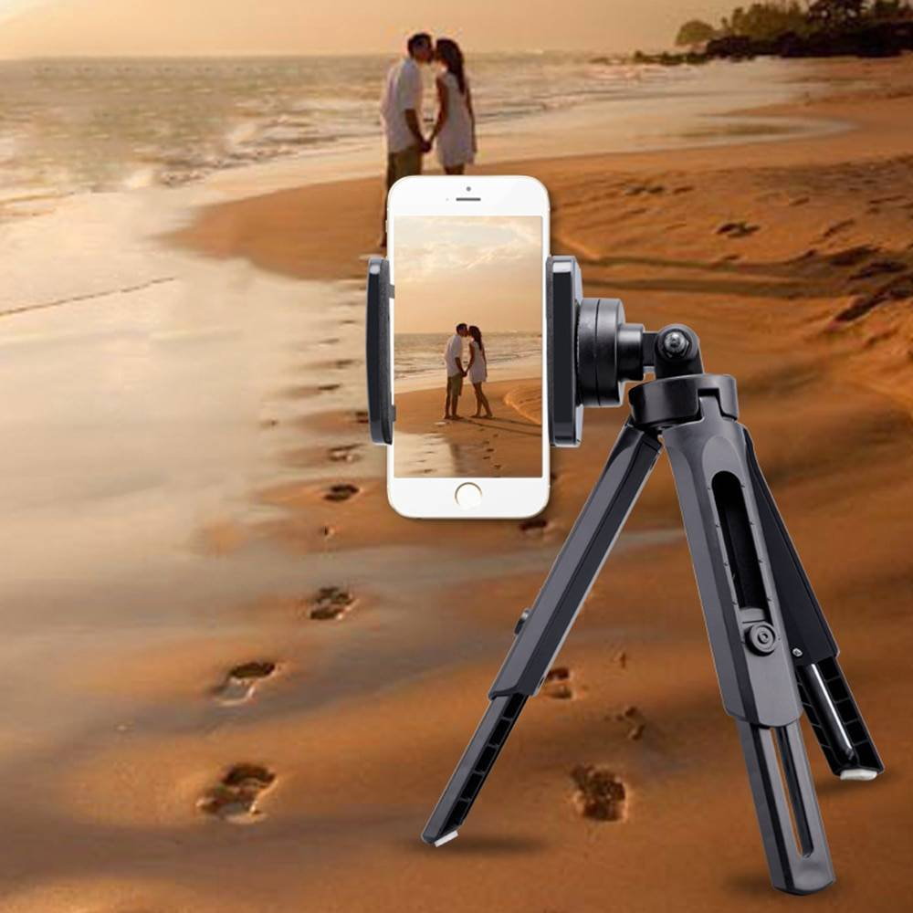 360 Degree Foldable Selfie Tripod