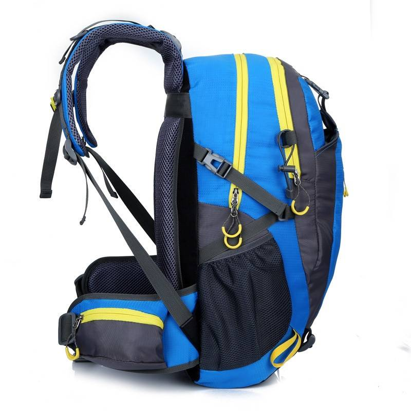 Unisex Waterproof Climbing Backpack Camping Bags & Backpacks cb5feb1b7314637725a2e7: Army Green 40L|B-Red 40L|Black 40L|Blue 40L|Dark Blue 40L|Green 40L|Orange 40L|Purple 40L|Red 40L|Rose 40L|Teal 40L|with outlet|with outlet|with outlet
