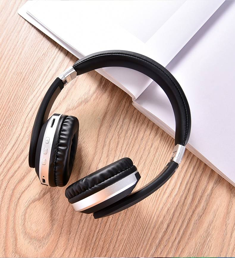 Foldable Stereo Gaming Headphones