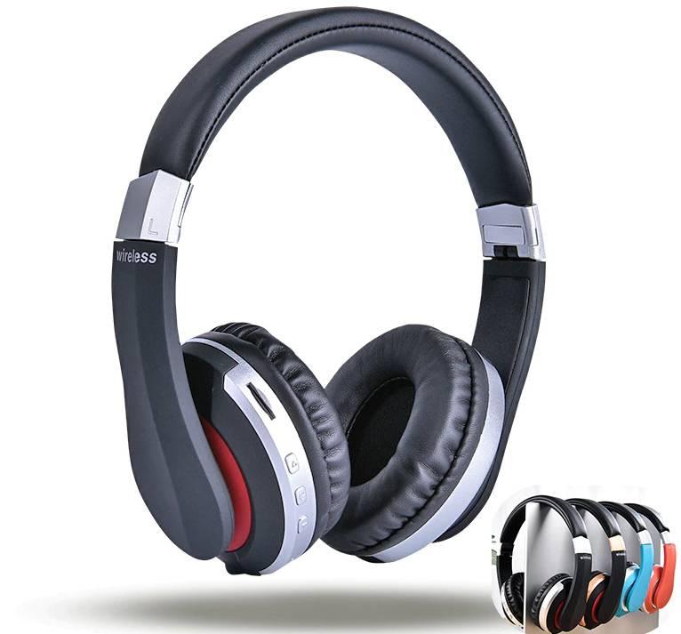 Foldable Stereo Gaming Headphones Best Sellers Earphones & Headphones cb5feb1b7314637725a2e7: Blue|Gold|Red|Silver
