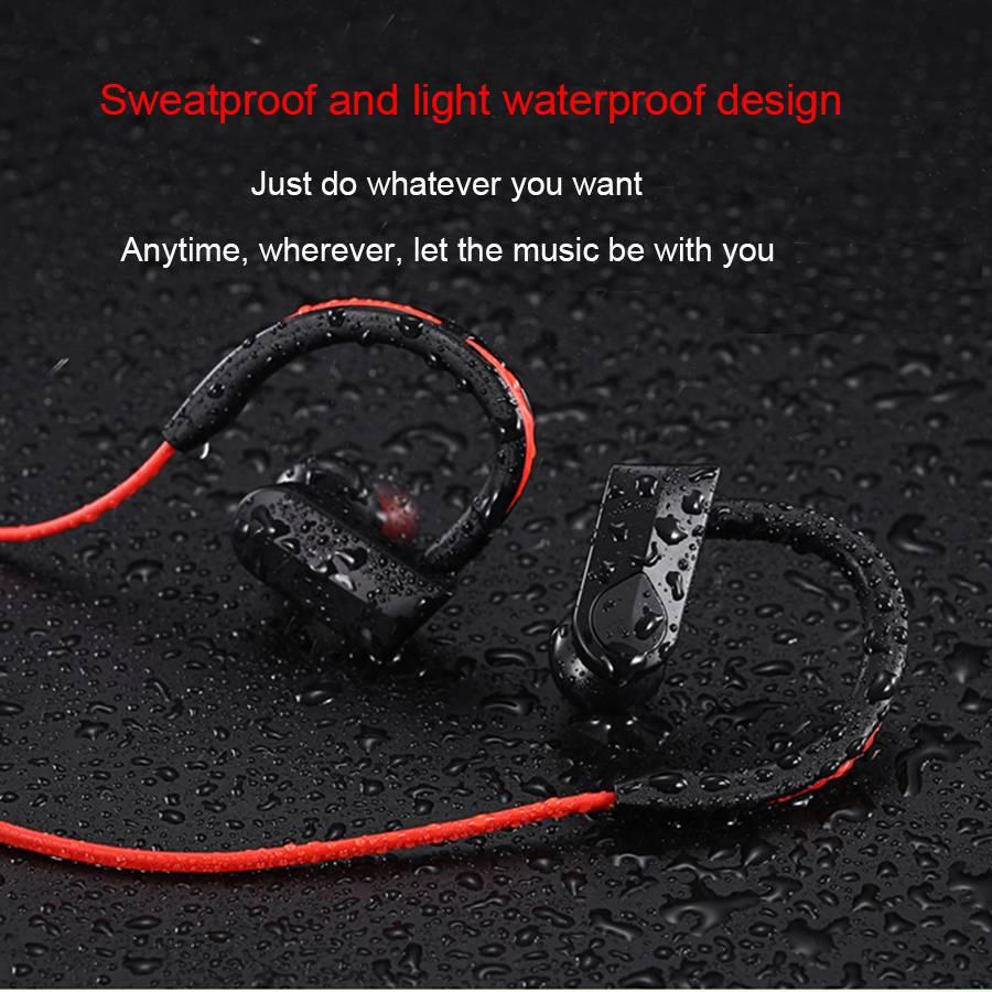 Stereo Wireless Earphones for Sport Earphones & Headphones cb5feb1b7314637725a2e7: Black|black|black|Blue|blue|Red|red