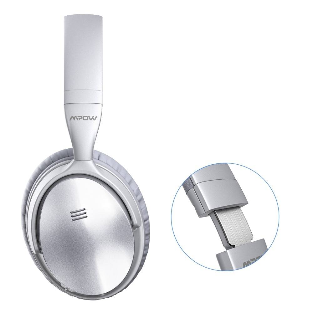 Active Noise Cancelling Headphone With Carrying Bag