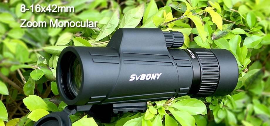 Hunting Zoom Monocular
