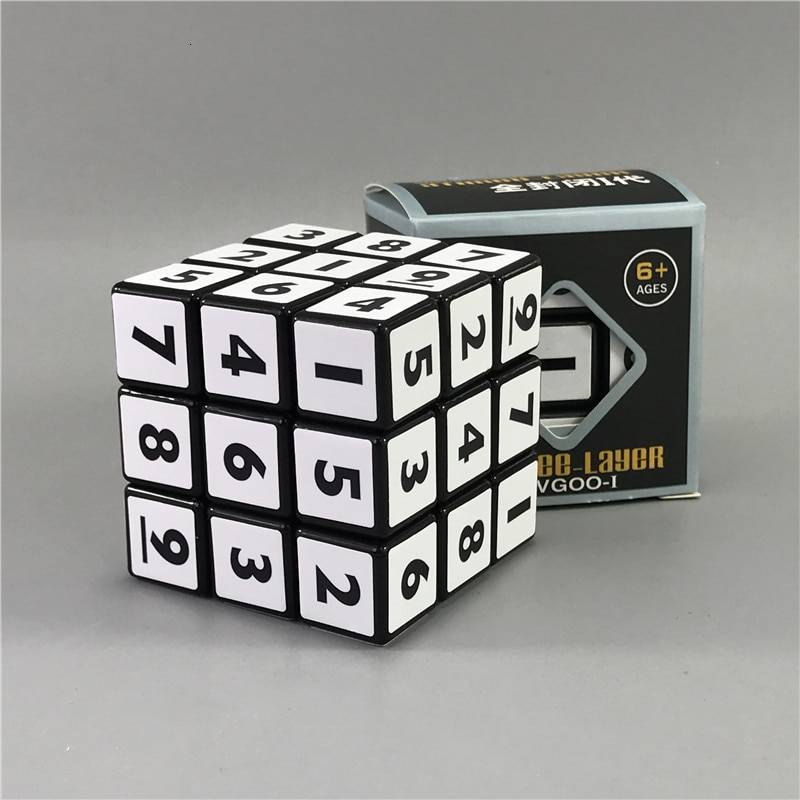 Magic Sudoku Digital Cube Magic Cubes & Puzzles cb5feb1b7314637725a2e7: White