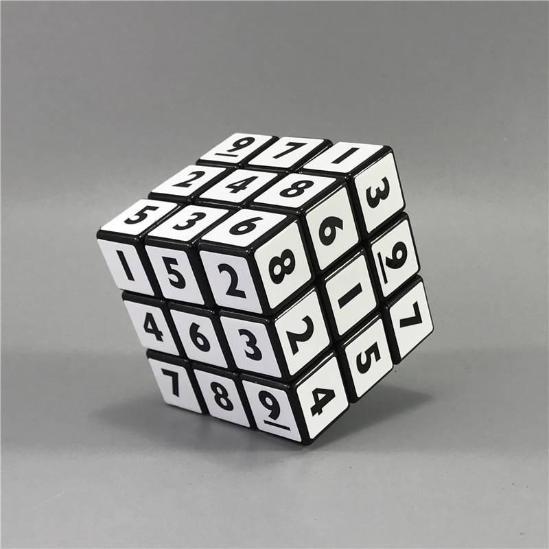 Magic Sudoku Digital Cube