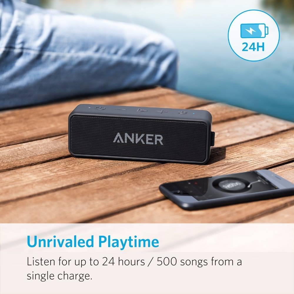 Portable Wireless Bluetooth Speaker Wireless Gadgets cb5feb1b7314637725a2e7: Black|Blue