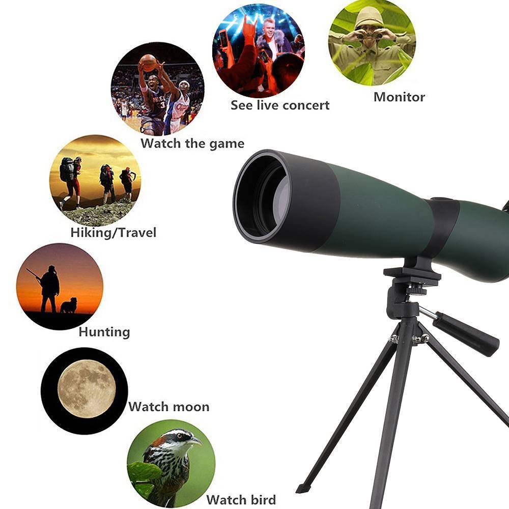 Zoom HD Monocular