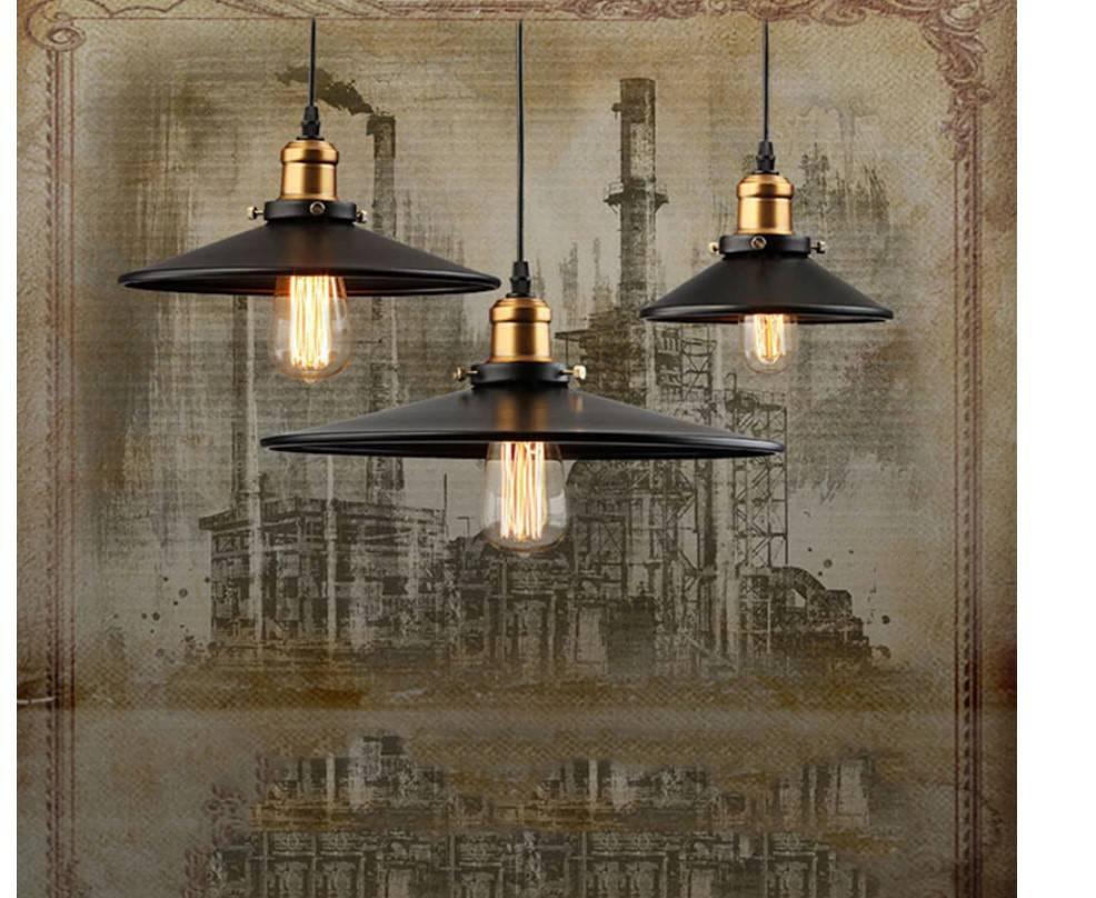 Edison Bulb Loft Style Pendant Lighting