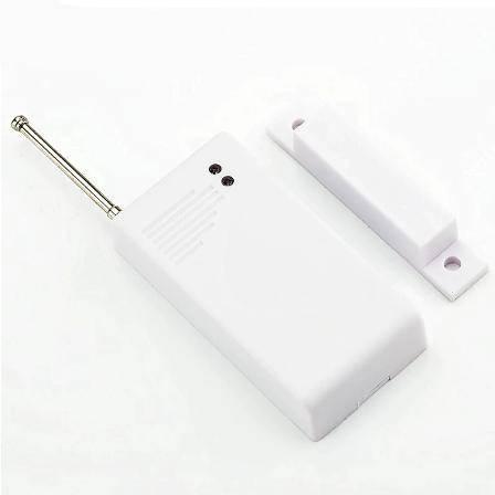 Highly Sensitive Wireless Window Security Alarm System