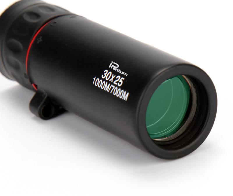 Hunting Clear View Monocular Binoculars & Optics cb5feb1b7314637725a2e7: Black
