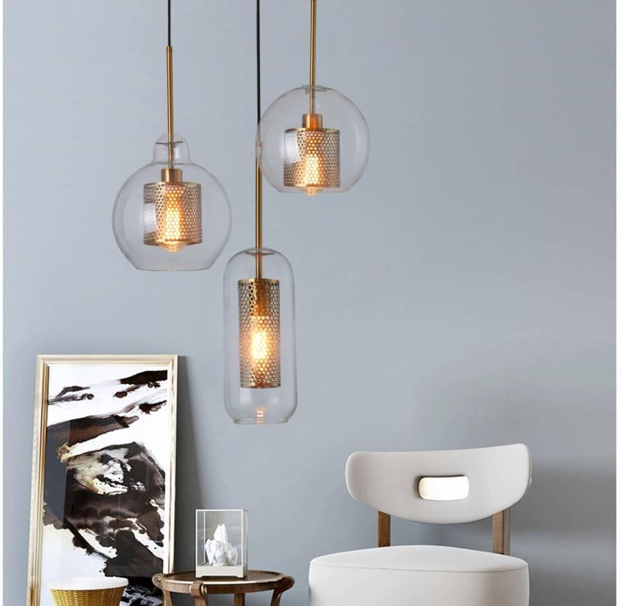 Loft Style Glass Pendant Lighting Lighting Fixtures & Accessories 6f6cb72d544962fa333e2e: 2XS Cylinder|Cylinder 3XS|Round 2 M|Round 2 S|Round M|Round S|Round XS