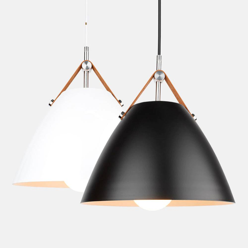Nordic Style LED Pendant Lighting a1fa27779242b4902f7ae3: Black with Bulb Black without Bulb Gray with Bulb Gray without Bulb Green with Bulb Green without Bulb White with Bulb White without Bulb