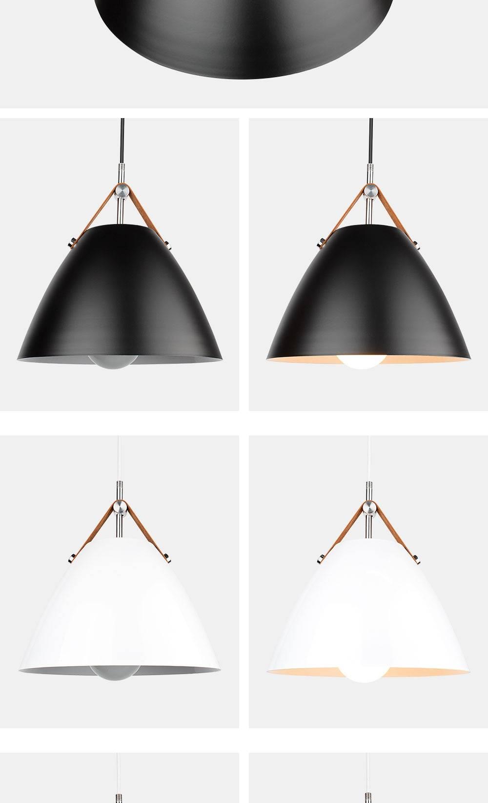 Nordic Style LED Pendant Lighting