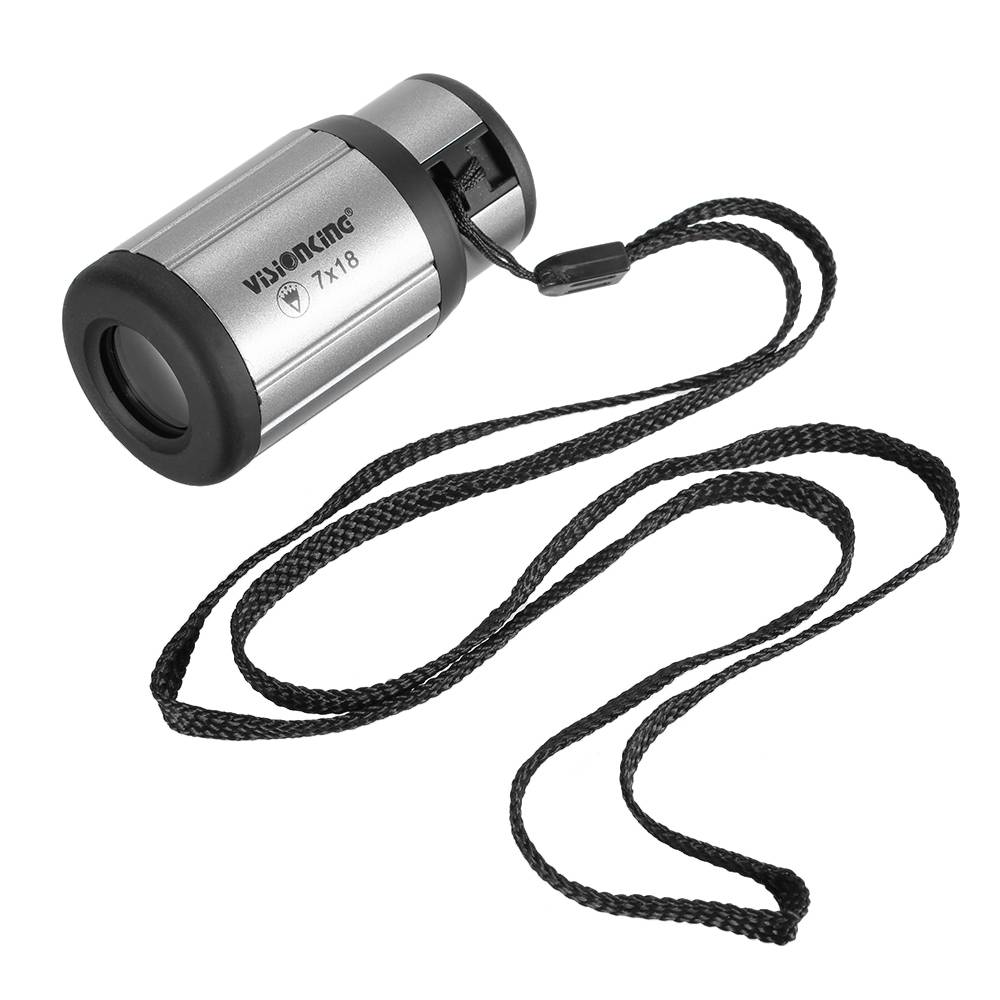 Tactical Pocket Adjustable Monocular Binoculars & Optics Type: Monocular